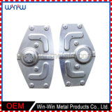 Metal do OEM que carimba a peça de maquinaria de perfuração da construção da precisão do CNC
