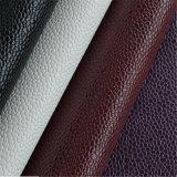 Sofá que hace PU el cuero sintetizado de cuero para los muebles