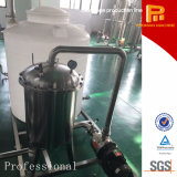 Installation de traitement d'eau potable de système de RO d'osmose d'inversion