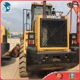 Caricatore pesante della rotella del macchinario di costruzione del trattore a cingoli 966h da vendere