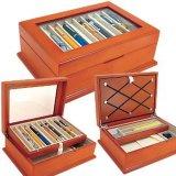 Caja de madera de la cereza (GL09060)