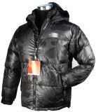 Chaqueta del invierno de la cara de la marca de fábrica, chaqueta de la manera, chaqueta de la nieve
