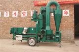 5 de Reinigingsmachine van het Zaad van de Tarwe van de ton/Uur met de Schiller van de Tarwe