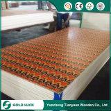 El papel del estándar 18m m de Asia sobrepuso la madera contrachapada para los muebles/la decoración