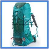Großer Bergsteigen-Rucksack-Beutel der Kapazitäts-70L praktischer, im Freien wandernder Rucksack, Multifunktionszoll-kletternder kampierender Rucksack