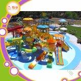 Stuk speelgoed van het Spel van de Nevel van de Glasvezel van de Speelplaats van het Water van de Aantrekkelijkheden van het vermaak het Commerciële
