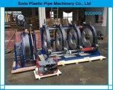 Sud355h máquina de fusão de soldadura do tubo de HDPE