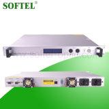 Amplificatore Erbio-Verniciato 1550nm del segnale ottico della fibra della fibra ottica Amplifier/15dB CATV EDFA di Softel