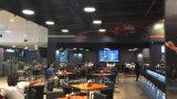 (SD-1020) Restaurante Home moderno que janta a poltrona do couro da mobília