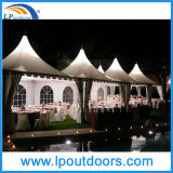 Im Freienpartei-Ereignisse, die Festzelt-Pagode-Zelt Wedding sind