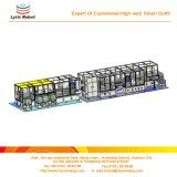 Rauchmelder-Automatisierungs-Montage-Maschine