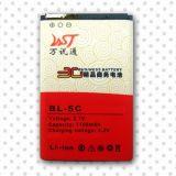 Батарея BL-5C мобильного телефона для Nokia
