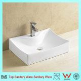Le design de mode meuble-lavabo en céramique Art du bassin de comptoir