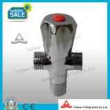 Выкованный латунный шариковый клапан стопа угла (YD-5030-H)