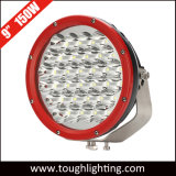 Cris 4WD de 9 pulgadas 150W FOCO LED redonda de las luces de conducción
