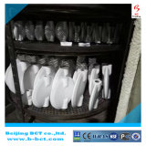 Valvola a farfalla del manicotto di gomma EPDM con gomma piena Bct-E-Rbfv03