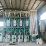 50t máquinas de transformação de moagem de farinha de trigo