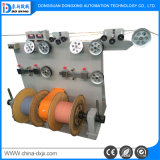 Automatic Doubles Shaft Extrusion Line Wire Cable Coiling Machine