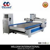 Pubblicità del router singolo Vct-1530W di CNC della macchina per la lavorazione del legno del Engraver di CNC della testa