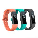 スマートなブレスレットの新しいY11情報処理機能をもったスポーツの適性の腕時計のモニタのリスト・ストラップ