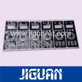 Grabado personalizado el botón interruptor de membrana con pantalla de LCD