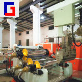 Prix de gros en PVC/plastique PMMA UPVC+/ASA+PC de tôle ondulée sur la ligne de production d'Extrusion