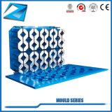Qt4-15 einfacher Kleber Brick&Block, das maschinelle Herstellung-Zeile bildet