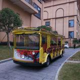 2018 Nova chegada Electric Autocarro Turístico com 14 lugares