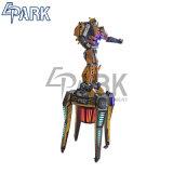 アメリカの変圧器の大きいOptimusの主な彫像棒式のロボット- Bumblebee