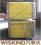 SGS минеральной ваты Сэндвич панели для стальных стене крыши