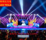屋内LEDスクリーンP3.91レンタルフルカラーのLED表示