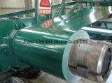 Цвет покрытия Prepainted зерна дерева алюминиевого листа катушки зажигания валик затвор
