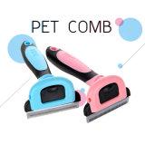 Peines perro removedor de cabello cepillo gatos mascota mascota productos de aseo peines