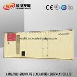generatore diesel silenzioso di energia elettrica di 1100kw Cummins con il contenitore insonorizzato