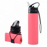 High-end 800 мл пластмассовые тритан спорта бутылка воды с помощью патентов
