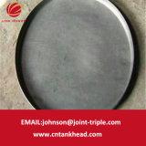 02-03 testa piana del acciaio al carbonio della lager con lo standard di ASME per il contenitore a pressione