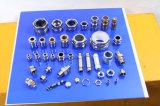 Usine de professionnels pour Pg type presse-étoupe métallique en laiton nickelés
