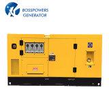 50Гц 80квт 100 ква Water-Cooling Silent шумоизоляция на базе дизельного двигателя ФАО генераторная установка дизельных генераторах