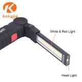 USB аккумулятор прибора лампа початков многофункциональный Светодиодный индикатор рабочего освещения