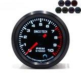 52мм от об/мин двигателя индикатор Car Pm индикатор высокой скорости электродвигателя 634-0