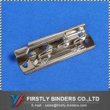 Customized Disponível 100b Metal Alavanca de ferro de niquelação forte a presilha de mola para a pasta de arquivo