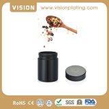 Le plastique PET de la poudre de verre Chrome médecine pilule Ustensiles de cuisine alimentaire Bouteille de stockage