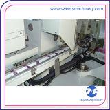 Automatische Monolayer Dubbele Multi-Purpose Chocolade Bar Verpakkingsmachine voor Chocolade / Hard Candy