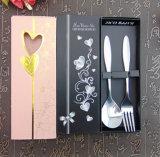 Set Plastique Gife Set de poisson Fork Spoon Knife Tableware