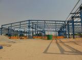 Edificio de acero Pre-Dirigido para las aplicaciones industriales
