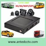 Alta calidad HD 1080P productos de vigilancia con GPS Tracking 4G WiFi