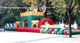 عالة منتوجات قابل للنفخ قصر [بوونسي] لأنّ أطفال ([فك-006])