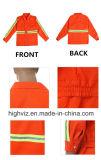 Workwear de la seguridad para el trabajador de la limpieza (C2405)