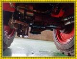 세륨 유압 0.8 톤 새 모델 작은 바퀴 로더