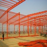 Мастерская стальной структуры света раздела h коммерчески с 50 летами Gurantee